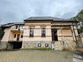 Casa de vânzare 8 camere, în Târgu Mureş, zona Platou