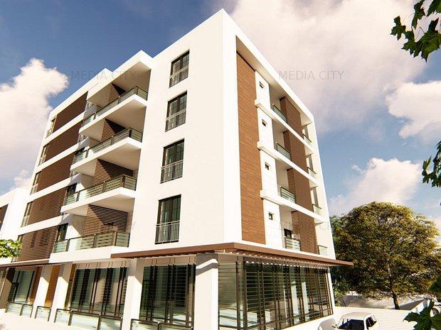 PRET PROMOTIONAL iunie! Apartament nou + terasa + 22 mp, mutare imediata! - imaginea 1