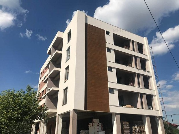 PRET PROMOTIONAL iunie! Apartament nou + terasa + 22 mp, mutare imediata! - imaginea 2