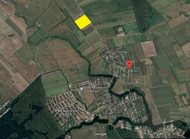 Teren intravilan Ilfov, ideal pentru proiect rezidential! - imaginea 1