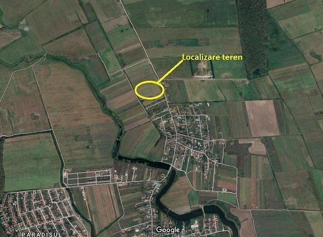 Loturi teren intre 400-800 mp, cu deschidere la DJ 101, Corbeanca - imaginea 1