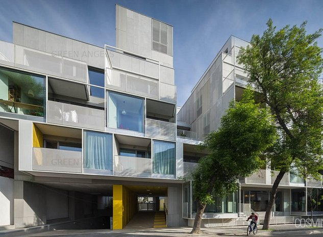 Penthouse de vanzare Urban Spaces/Proiect unic in piata rezidentiala din Romania - imaginea 1