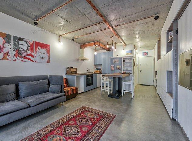 Studio de inchiriat in Urban Spaces ! - imaginea 1
