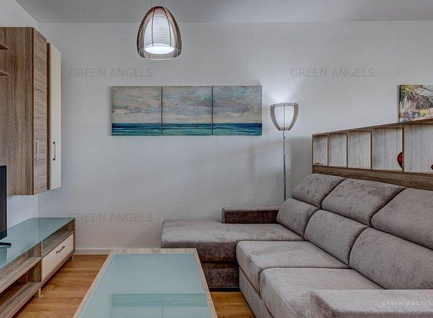 Apartament 2 camere de inchiriat in bloc nou/Aviatiei Park! - imaginea 1