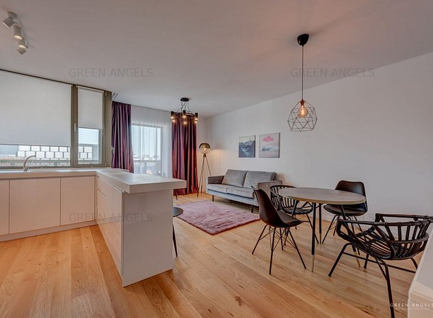 Apartament 2 camere de Inchiriat Aviatiei Park by G Apartments Aviatiei! - imaginea 1