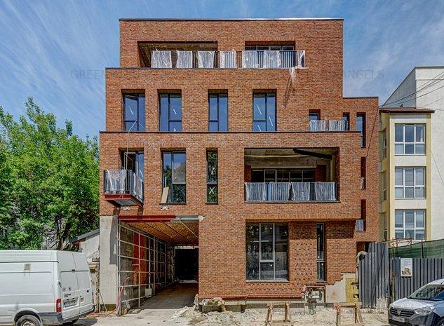Apartament 3 camere intr-un proiect semnat SYAA Badea Cartan – Urban Spaces 3 - imaginea 1