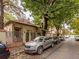 Casa de vânzare 5 camere, în Bucureşti, zona Barbu Văcărescu