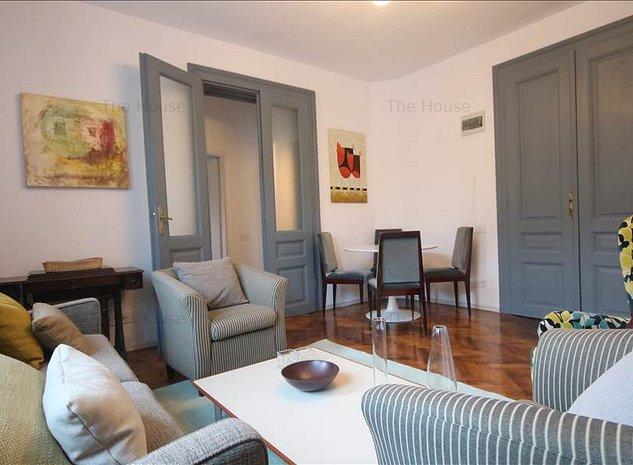 Inchiriere apartament in cladirea ReHabitat 56,povestea GREEN HARMONICA - imaginea 1