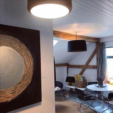 Inchiriere apartament in cladirea ReHabitat 56,povestea ATTICO CIRCULARE - imaginea 1