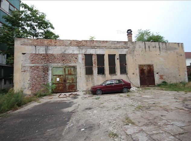 Vanzare hala productie/depozitare str.Pestalozzi - imaginea 1