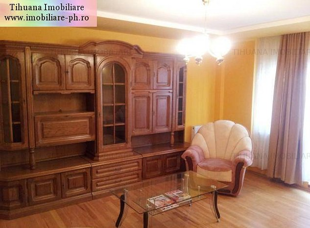 TIHUANA IMOBILIARE:apartament 2 camere de inchiriat-Cantacuzino(Mos Craciun) - imaginea 1