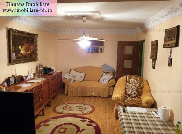 TIHUANA IMOBILIARE:apart 3cam de vanzare Cantacuzino(stradal) - imaginea 1