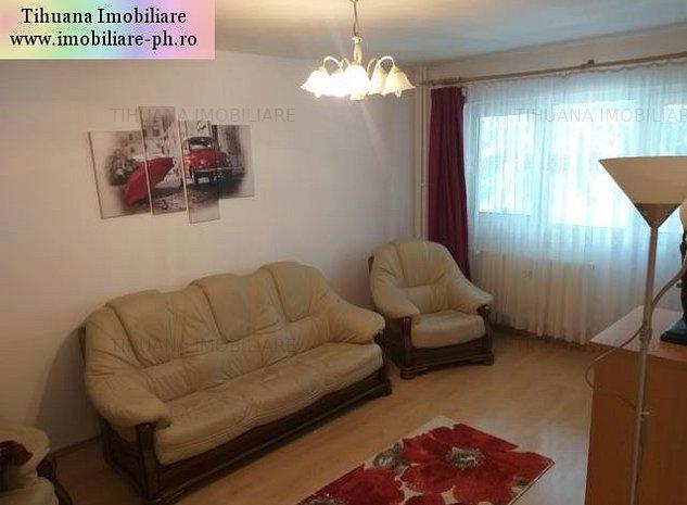 Tihuana Imobiliare:apartament 2 camere de vanzare Republicii-Veniamin Costache - imaginea 1