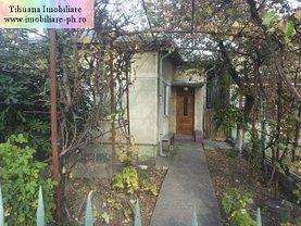 Casa de vânzare 3 camere, în Ploieşti, zona Buna Vestire