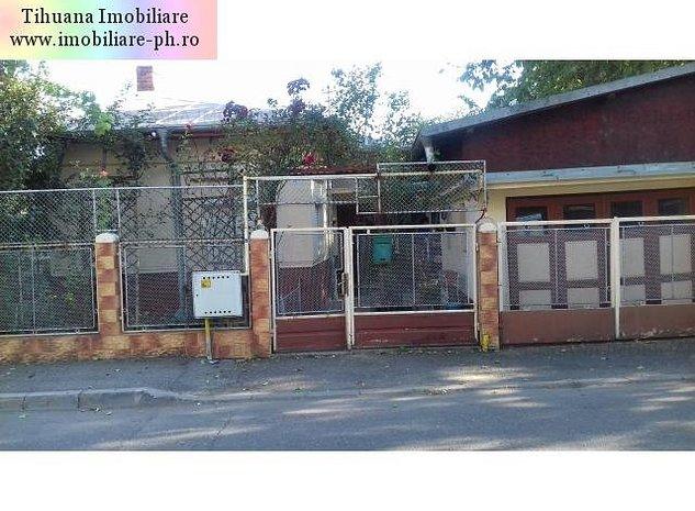 TIHUANA IMOBILIARE:casa de vanzare Mihai Bravu(Theodor Aman) - imaginea 1