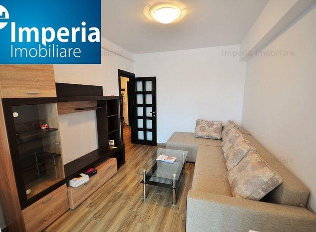 Apartament 2 camere, bloc nou, Podul de Fier, COMPLEX ROUA! - imaginea 1