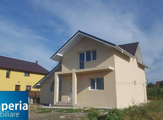 Casa de vanzare in Iasi, zona Aroneanu - imaginea 1