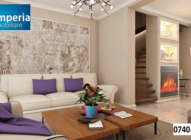 Casa tip Duplex de vanzare in zona Rediu Comision 0% - imaginea 1