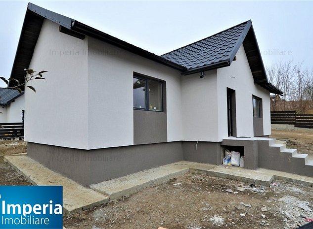 Casa individuala de vanzare in Iasi, zona Horpaz / Ciorbesti - imaginea 1