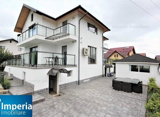 Vila moderna de vanzare in Iasi, zona Lunca Cetatuii - imaginea 1