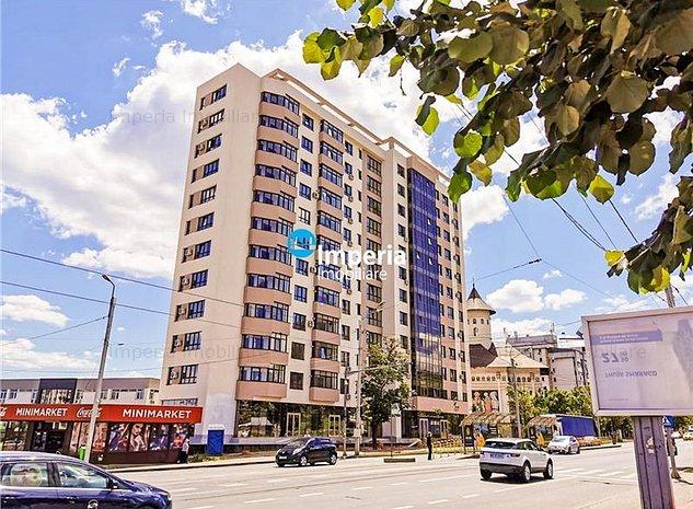 Apartamente de vanzare, 2 camere, bloc nou Iasi - Nicolina COMISION 0% - imaginea 1
