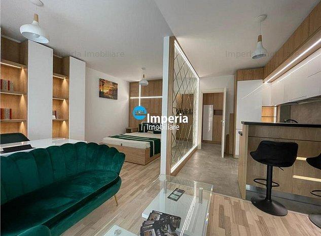 Apartament 1 camera 41.27 mp,bloc nou,comision 0% - imaginea 1