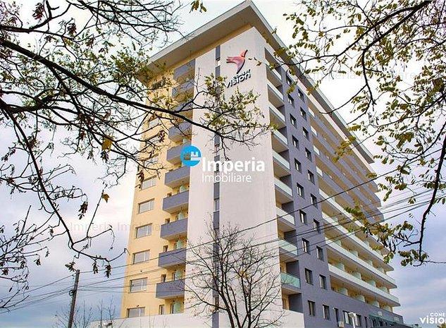 Apartament 3 cam de vanzare,107 mp,Galata - imaginea 1