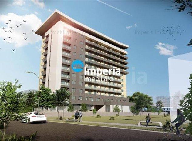 Apartament 1 cam de vanzare,46 mp,Galata - imaginea 1