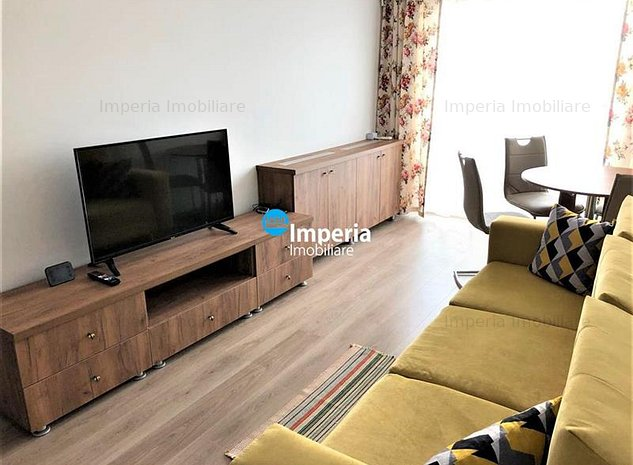 Inchiriez apartament 2 camere, D, zona Concept - Grand Residence - imaginea 1