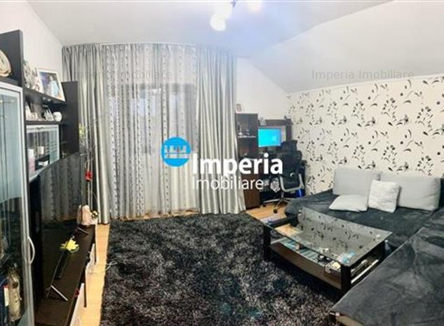 Apartament in Iasi, zona Granit, semicentral, 3 cam. 95 mp. - imaginea 1