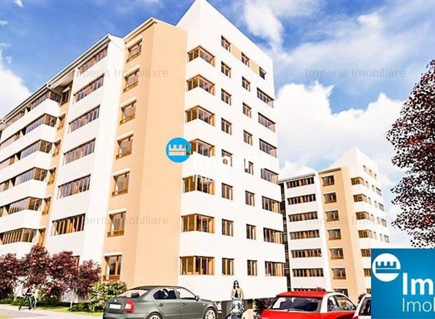 Apartament NOU, 2 camere, Copou - Al.Sadoveanu, Discount Considerabil pentru pla - imaginea 1