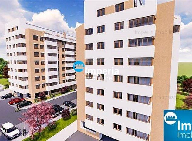 Apartament 3 camere decomandat, 2 bai zona COPOU! Discount pt plata CASH! - imaginea 1