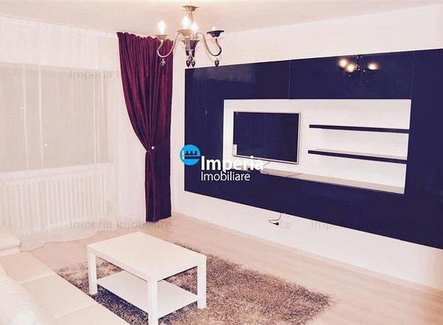 Inchiriez apartament 3 camere, D, zona Independentei - imaginea 1
