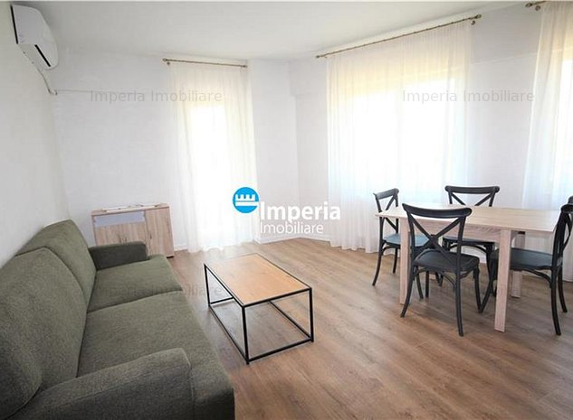 BLOC NOU!! Apartament 2 camere Complex Roua Residence - imaginea 1