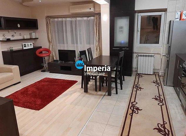 Apartament 3 camere de vanzare - zona Gara - imaginea 1