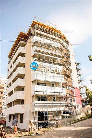 Apartament 2 cam, open space, de vanzare zona Bucium - imaginea 1