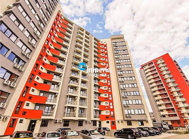 Apartament impecabil, 2camere decomandat, River Towers - imaginea 1