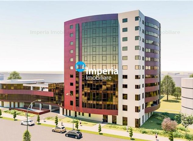 Apartament Nou, 2 camere, Central - Palas Campus - imaginea 1