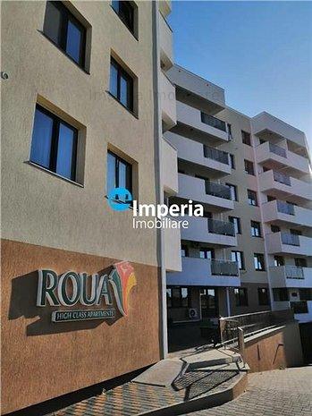 Apartament 2 camere mobilat si utilat modern la prima inchiriere, Complex Roua M - imaginea 1
