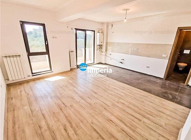 Apartament 1 camera, Proiect Finalizat, zona Galata - imaginea 1