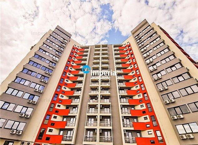 Apartament 2 cam decomandat, River Towers - Iulius Mall Comision 0% - imaginea 1
