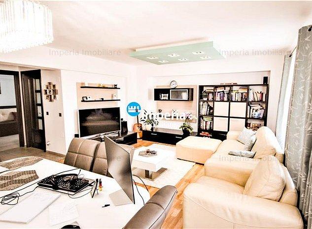 Apartament cu 3 camere, de vanzare in Iasi zona Nicolina - Belvedere - imaginea 1