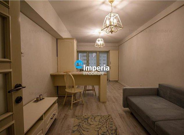 Inchiriez apartament 2 camere, open space, Complex Roua Residence - imaginea 1