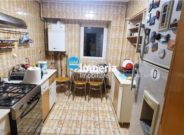 Apartament cu 2 camere, de vanzare in Iasi zona Nicolina Prima Statie - imaginea 1