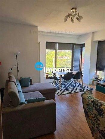 Apartament de vanzare, 3 Cam, D, zona Bucium Trei Sarmale - imaginea 1
