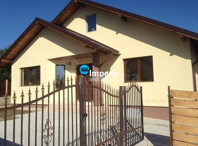 Casa individuala in Iasi, situata in zona Horpaz - imaginea 1