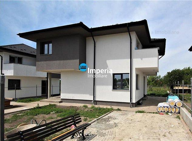 Casa individuala in Iasi , situata in zona Miroslava 110 mu - imaginea 1