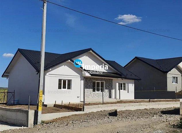 Casa individuala de vanzare in Iasi, zona Miroslava, Valea Ursului - imaginea 1