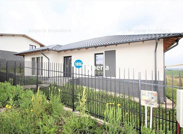 Casa individuala de vanzare in Iasi, zona Miroslava - imaginea 1