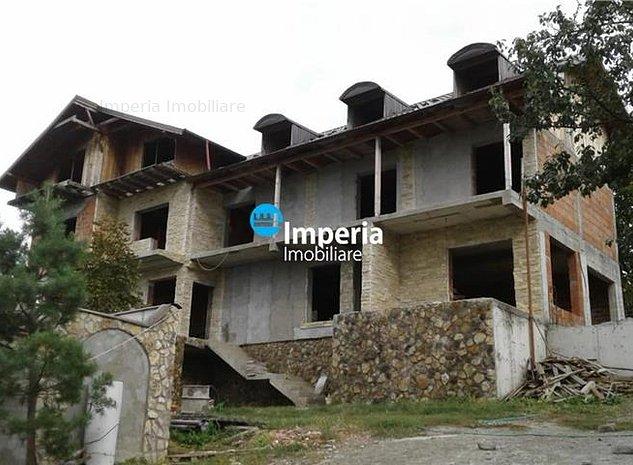 Vila/Pensiune in stil modern de vanzare in Iasi, zona Ciurea - imaginea 1